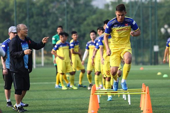 VTV đã mua được bản quyền vòng chung kết U23 châu Á 2020 - Ảnh 1.