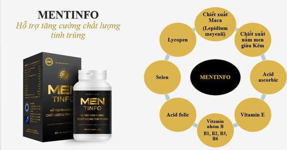 Mentinfo vinh dự nhận giải thưởng Sản phẩm vàng vì sức khỏe cộng đồng - Ảnh 1.
