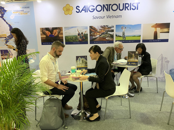 Saigontourist lần thứ 12 tham gia Hội chợ du lịch ITB Asia - Ảnh 2.