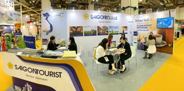 Saigontourist lần thứ 12 tham gia Hội chợ du lịch ITB Asia - Ảnh 1.