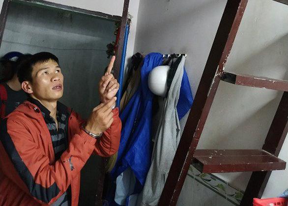 Tài xế nghi trộm cả vali tiền hơn 3,5 tỉ của công ty giấu ở phòng bạn gái - Ảnh 1.