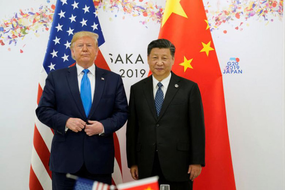 Ông Trump: Gặp ông Tập rồi mới tính chuyện ký thỏa thuận thương mại - Ảnh 1.