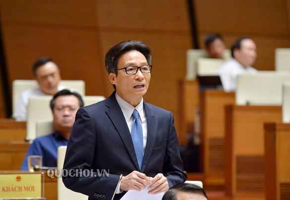 Miễn nhiệm Bộ trưởng Nguyễn Thị Kim Tiến ngày 25-11, chưa phê chuẩn người thay - Ảnh 3.