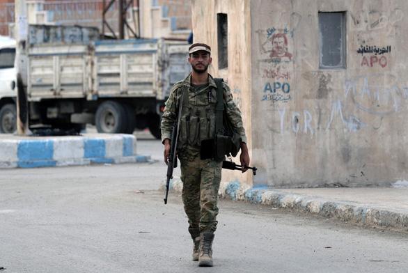 Mỹ và Thổ Nhĩ Kỳ đạt thỏa thuận ngừng bắn 120 giờ ở Syria - Ảnh 2.