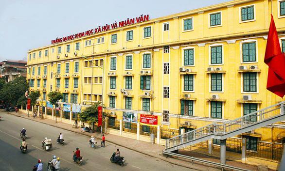 Thành lập trường THPT chuyên Khoa học xã hội và Nhân văn Hà Nội - Ảnh 1.