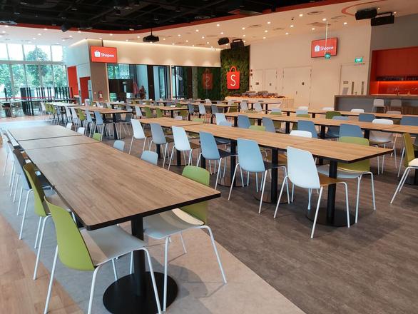 Khám phá trụ sở làm việc mới toanh của hàng nghìn nhân viên của Shopee - Ảnh 15.