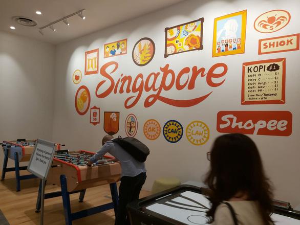 Khám phá trụ sở làm việc mới toanh của hàng nghìn nhân viên của Shopee - Ảnh 10.