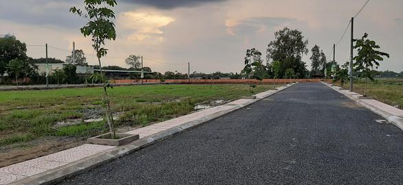 Vĩnh Long cảnh báo nhiều khu dân cư trái phép rao bán rầm rộ - Ảnh 2.
