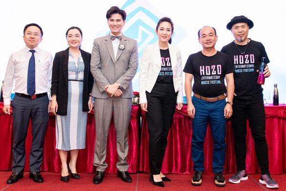 Thu Minh, Hồ Ngọc Hà tham gia ban nhạc của Lễ hội Âm nhạc quốc tế TP.HCM - Ảnh 2.