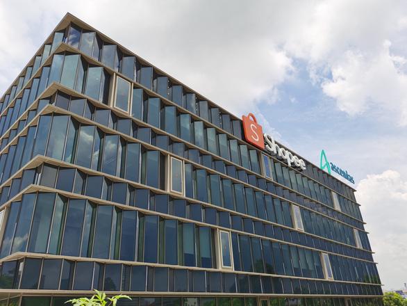 Khám phá trụ sở làm việc mới toanh của hàng nghìn nhân viên của Shopee - Ảnh 1.