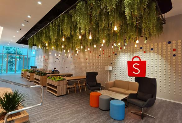 Khám phá trụ sở làm việc mới toanh của hàng nghìn nhân viên của Shopee - Ảnh 6.