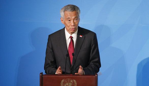 Thủ tướng Lý Hiển Long: Singapore sẽ kết thúc nếu gặp tình trạng như Hong Kong - Ảnh 1.