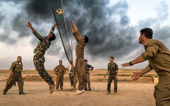 Giấc mơ lập quốc xa vời của người Kurd - Ảnh 1.