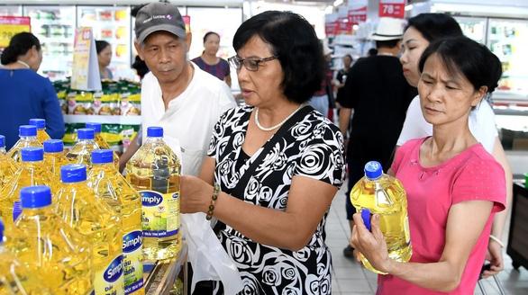 Co.opmart tại Hà Nội khuyến mãi lớn thu hút hàng trăm ngàn lượt khách - Ảnh 2.