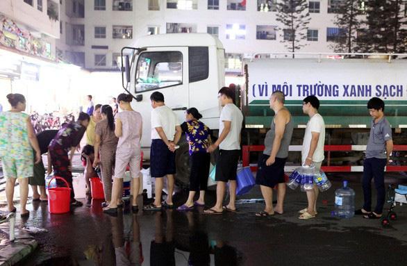 Nghĩ về sự cố nước sông Đà - Ảnh 1.