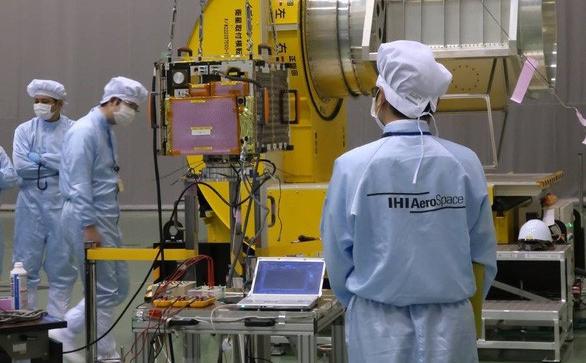 Việt Nam phóng thêm vệ tinh LOTUSat-1 - Ảnh 1.