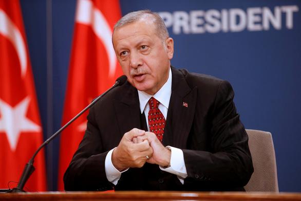 Bị Thổ Nhĩ Kỳ dọa 'nghiền nát đầu', người Kurd muốn Mỹ tới Syria - Ảnh 2.
