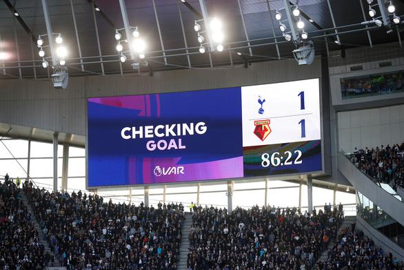 Tottenham thoát thua trước Watford bởi bàn thắng gây tranh cãi - Ảnh 3.