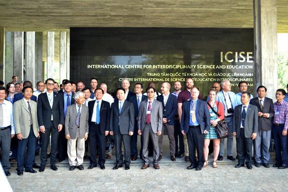 Miễn tiền thuê đất cho trung tâm khoa học ICISE theo 'trường hợp đặc biệt' - Ảnh 1.