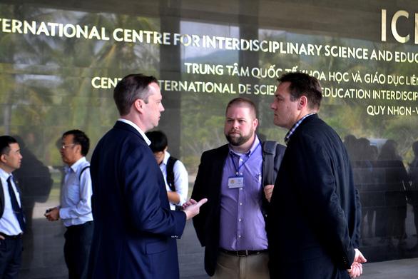 Miễn tiền thuê đất cho trung tâm khoa học ICISE theo 'trường hợp đặc biệt' - Ảnh 2.