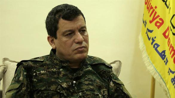 Bị Thổ Nhĩ Kỳ dọa 'nghiền nát đầu', người Kurd muốn Mỹ tới Syria - Ảnh 1.