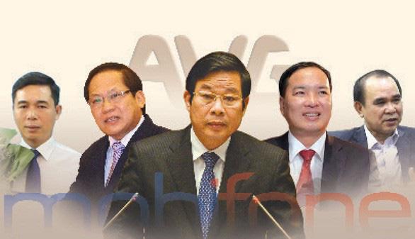 Ngày 16-12 sẽ xét xử vụ 2 cựu bộ trưởng nhận hối lộ hơn 3 triệu USD - Ảnh 1.