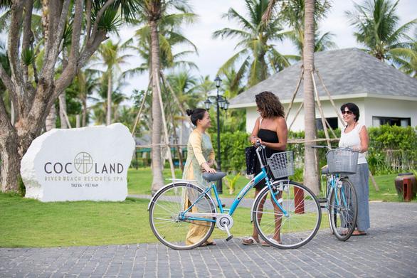 CocoLand River Beach Resort & Spa đoạt giải The Guide Awards 2019 - Ảnh 3.