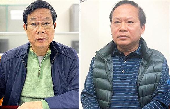 Truy tố cựu bộ trưởng Nguyễn Bắc Son nhận hối lộ 3 triệu USD - Ảnh 1.