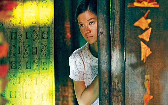 Hoàng Yến Chibi hi sinh nhan sắc, xả thân cho vai diễn - Ảnh 1.