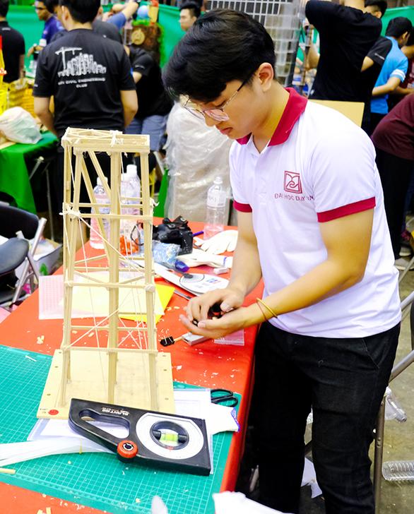 Sinh viên Duy Tân đoạt giải khuyến khích thiết kế nhà chống động đất 2019 - Ảnh 4.