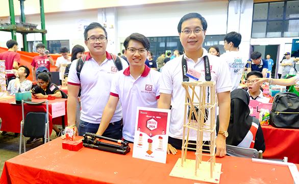 Sinh viên Duy Tân đoạt giải khuyến khích thiết kế nhà chống động đất 2019 - Ảnh 5.