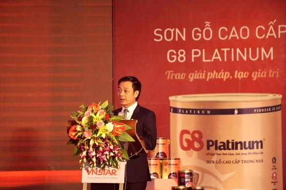 Lễ ra mắt Sơn gỗ G8 Platinum và Sơn kim loại iNDU tại Quảng Bình - Ảnh 2.