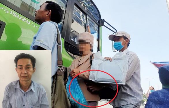 Công an TP.HCM thông tin vụ móc túi hành khách đi xe buýt tại khu vực Suối Tiên - Ảnh 4.