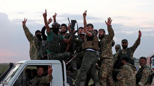 Vùng an toàn trong lãnh thổ Syria: Mỹ muốn 120km, Thổ đòi 440km - Ảnh 1.