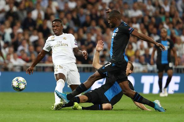 Real Madrid thoát thua Club Brugge trên sân nhà - Ảnh 2.