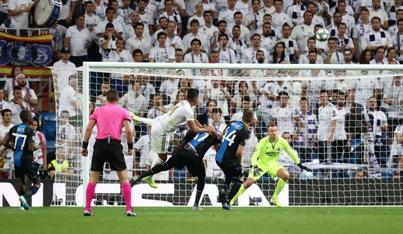 Real Madrid thoát thua Club Brugge trên sân nhà - Ảnh 3.