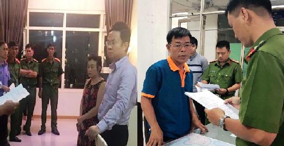 Vụ nhà 29 Nguyễn Bỉnh Khiêm: Thực nghiệm hiện trường, chuyển hồ sơ lên Công an TP.HCM - Ảnh 8.