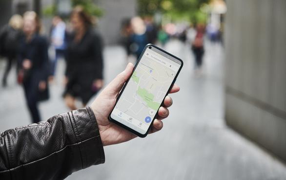 Google triển khai chế độ ẩn danh cho ứng dụng bản đồ - Ảnh 1.