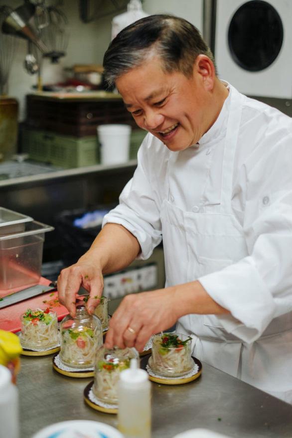 Giám khảo Top Chef tiết lộ lý do tha thứ cho thí sinh không trung thực - Ảnh 4.