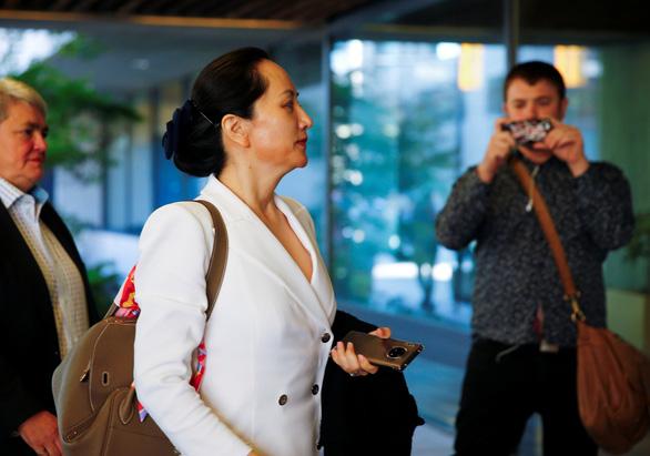 Hé lộ tình tiết mới trong vụ công chúa Huawei bị bắt - Ảnh 1.
