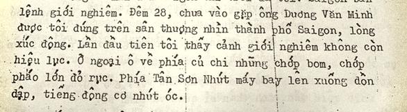 Bút ký Nguyễn Hữu Hạnh - Kỳ 2: Phải giữ Sài Gòn - Ảnh 2.