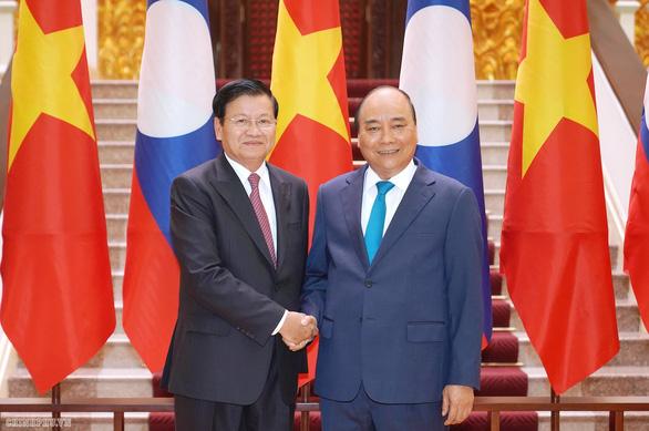 Việt - Lào và điểm sáng về đầu tư - thương mại - Ảnh 1.
