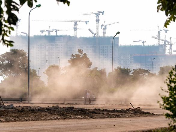 Ô nhiễm đã đến mức nguy hại, chính quyền thiếu giải pháp cấp bách - Ảnh 6.