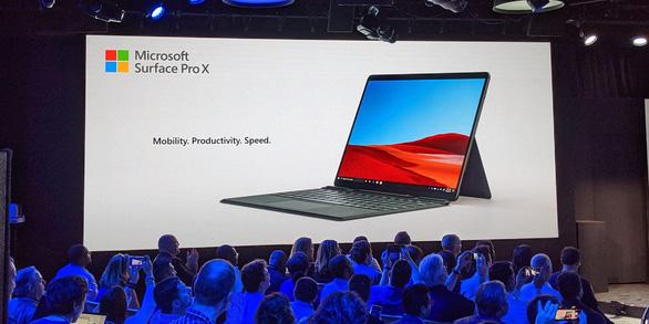 Microsoft bất ngờ ra mắt điện thoại Android màn hình kép Surface Duo - Ảnh 3.