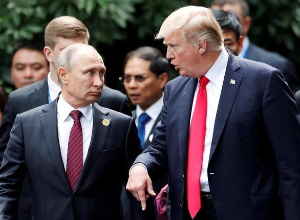 Ông Trump rút khỏi Syria, báo Nga nói ông Putin 'trúng xổ số' - Ảnh 1.