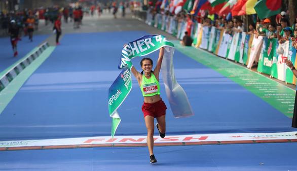 7.000 vận động viên tham dự VPBank Hanoi Marathon 2019 - Ảnh 1.