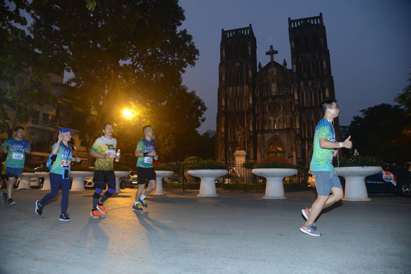 7.000 vận động viên tham dự VPBank Hanoi Marathon 2019 - Ảnh 3.