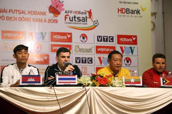 Thái Lan, Úc, Việt Nam và Malaysia tranh 3 vé dự VCK Futsal châu Á 2020 - Ảnh 2.