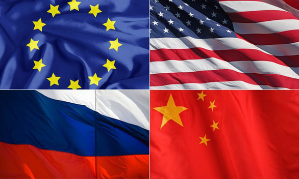 Trung Quốc có cửa thay Mỹ thống trị thế giới trong thế kỷ 21? - Ảnh 1.