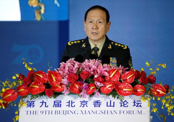 Ông Ngụy Phượng Hòa: 'Câu hỏi Đài Loan' là lợi ích quốc gia lớn nhất của Trung Quốc - Ảnh 1.